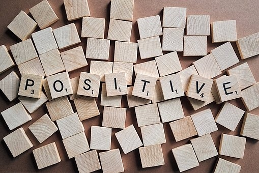 Positive Letters