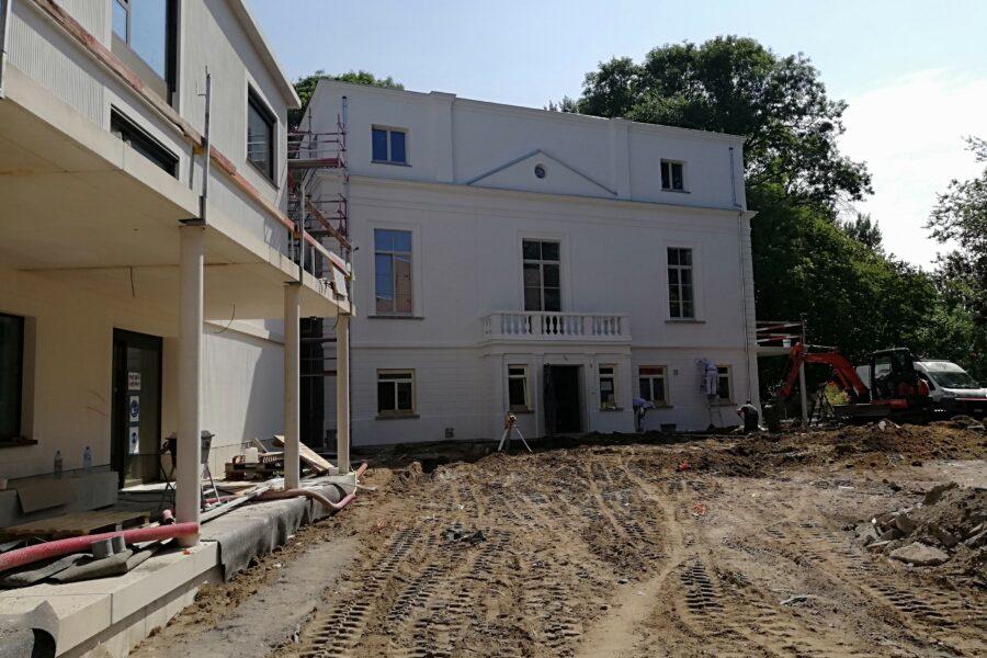 Foto Het Landhuis Buitenkant