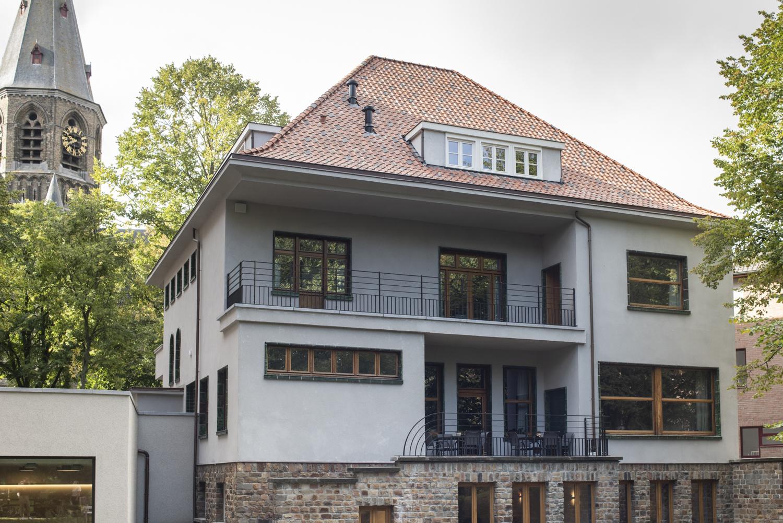 Foto De Villa Achterkant